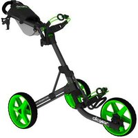 ClicGear Cart Golf Trolley 3.5+ Charcoal/Lime