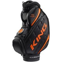 Cobra King Staff Bag - Black / Orange