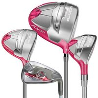 Fly Z S Ladies Full Set Offer Driver 3 And 5 Fairways 4 5 HybridsIrons 6 SW