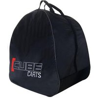 Cube Trolley Cover Bag - Black