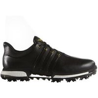 Adidas Tour 360 Boost Wide - Core Black/Gold