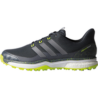 Adidas Adipower Sport Boost 2 Onix/Iron/Solar Yellow UK 8 Medium