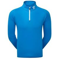 FootJoy Chill-Out Sweater - Cobalt Blue Small