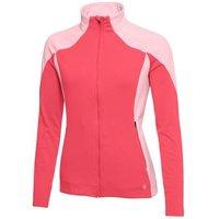 Doris Insula Ladies Jacket - Cherry/crystal Pink Ladies X Small Cherry/crystal Pink