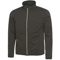 Luke Interface Jacket Beluga Mens Medium Beluga