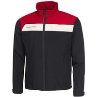 Austin Gore-tex Jacket - Black/red/snow Mens Small Black/red/snow