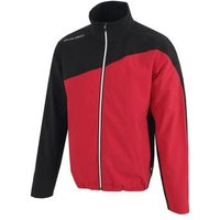 Aaron Gore-tex Stretch Jacket - Red/black Mens Small Red