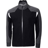 Galvin Green Achilles C-Knit Jacket - Black/Iron/White Medium