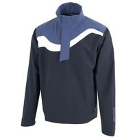 Anthony Gore-tex Half Zip Jacket - Navy/ensign Blue Mens Small Navy