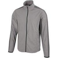 Laurent Interface Full Zip Jacket - Sharkskin Mens Small Grey