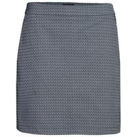 Girls Golf Faux Uni Skort Small - Black