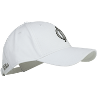 Oscar Jacobson Jake Golf Cap - White Adjustable