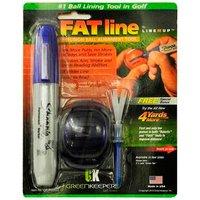 Line M Up Fat Line Ball Marker