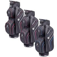 Motocaddy Lite Series Cart Bag - 2018 Black/Blue