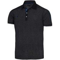 Galvin Green Marlon Ventil8 Golf Shirt - Kings Blue Small