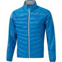 Move Tech Jacket Diva Blue Mens Small Blue