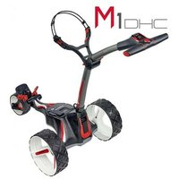 Motocaddy M1 DHC Graphite Electric Trolley 2019 - Extended Lithium