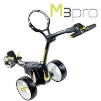 Motocaddy M3 Pro Black Electric Trolley 2019 - Extended Lithium