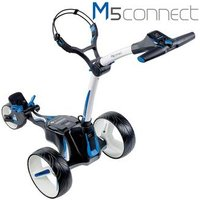 Motocaddy M5 Connect Alpine Electric Trolley - Standard Lithium