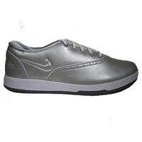 Nike - Ladies Lunar Duet Classic - Silver UK 4.5 Medium