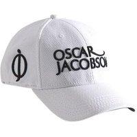 Oscar Jacobson Golf Cap - White