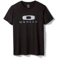 Oakley Mens Griffin Nest T-Shirt Black, Small (O3)