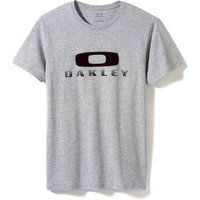 Oakley Mens Griffin Nest T-Shirt, Heather Grey Small (O3)