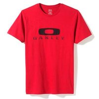 Oakley Mens Griffin Nest T-Shirt, Red Line Medium (O3)