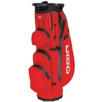 Alpha Aquatech Waterproof Cart Bag 2019 - Red Red