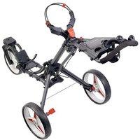 Motocaddy P360 Push Cart - Black / Red