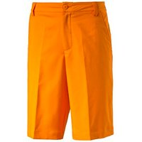 Puma Junior Tech Shorts - Orange