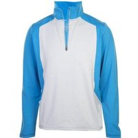 Tornado Thermal Fleece Mid Layer Blue Mens Small Blue