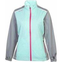 TourFlex Lite Katrina Ladies Waterproof Jacket Green Ladies X Small Green
