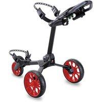 Stewart Golf R1-S Push Trolley - Black / Red