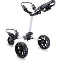 Stewart Golf R1-S Push Trolley - White / Black