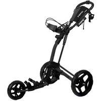 Clicgear Rovic RV2L Golf Trolley - Charcoal/Black