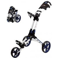 Cube NXT 3 Wheel Golf Trolley - White