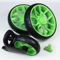 Stewart Golf Coloured Wheel Green