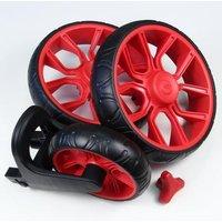Stewart Golf Coloured Wheel Red