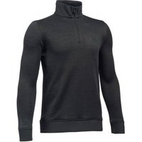 Under Armour Youth Sweater Fleece - Black Juniors X Small (Age 6)