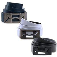 PU Leather Belt Black 32