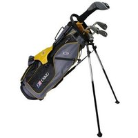 US Kids Gold Starter Golf Set 11 13 Years