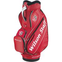 Wilson Staff Pro Tour Bag 2017 - Red