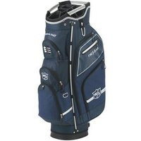 Wilson Staff Nexus III Cart Bag 2017 - Blue/Silver