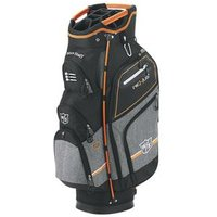Wilson Staff Nexus III Cart Bag 2017 - Black/Orange