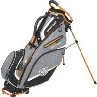 Wilson Staff Nexus III Carry Bag 2017 - Black / Orange