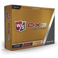 Wilson DX3 Urethane Balls 1 Dozen