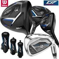 Wilson Staff D7 Full Complete Golf Set - Men's