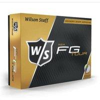Wilson Staff FG Tour Urethane Golf Balls 1 Dozen