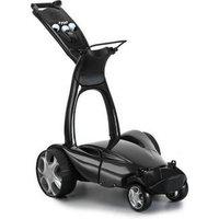 Stewart Golf X9 Remote Trolley - Metallic Black